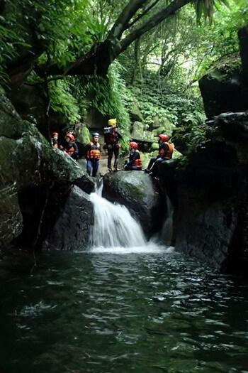 瑪鋉溪溯溪