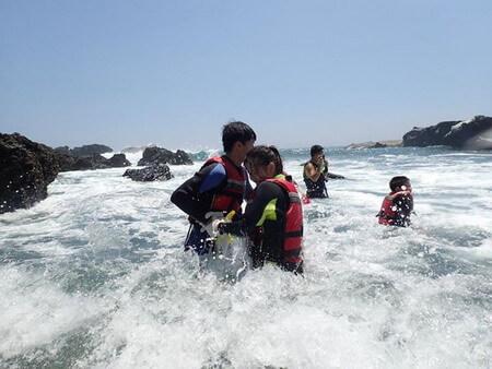 0725 花蓮浮潛