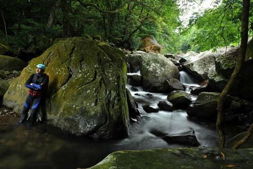 0801 老梅溪溯溪