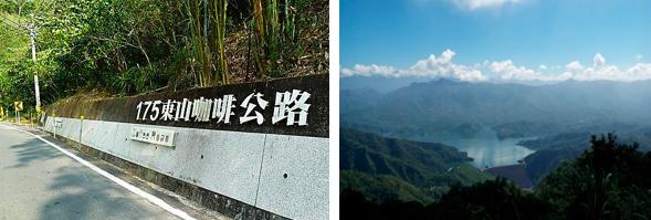 台南東山咖啡公路