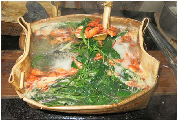 阿美族石頭火鍋